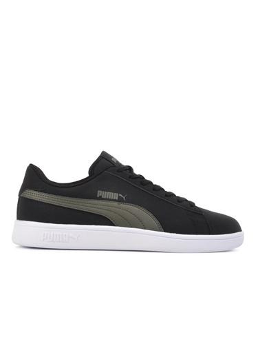 Puma Ayakkabı Smash Buck V2 Tdp 38261201 Siyah